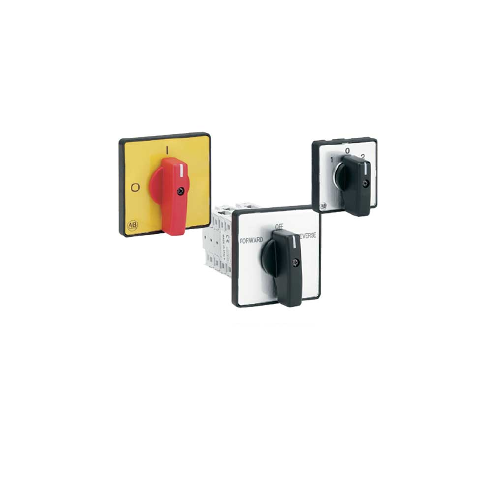 Rockwell κατάλογος Disconnect Switches